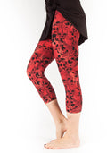 Spine Chiller Ruby Capri