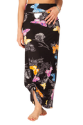 Fashionable Flutter MAXI SKIRT