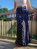 Rainbow Dotty MAXI SKIRT