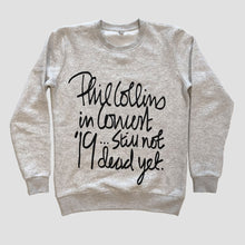 In Concert Text Sweatshirt