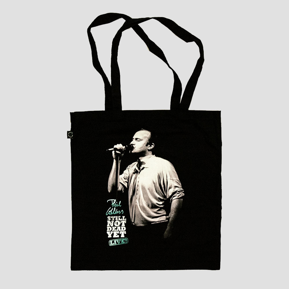 Still Not Dead Yet Live Tote