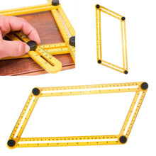 THE ANGLE-ISER The Ultimate Angle Template Tool