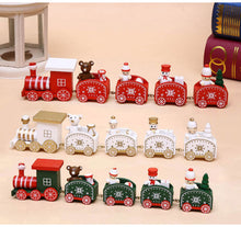 Christmas Train Decoration