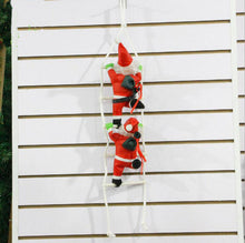Cute Climbing Santa Christmas Decoration