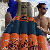 Inflatable Prosecco Pool Float