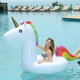 Giant Inflatable Unicorn Ring