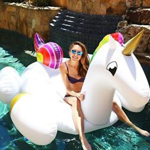 Super Giant Unicorn Pool Float