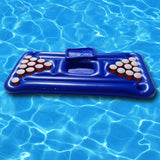 Beer Pong Pool Float Lilo
