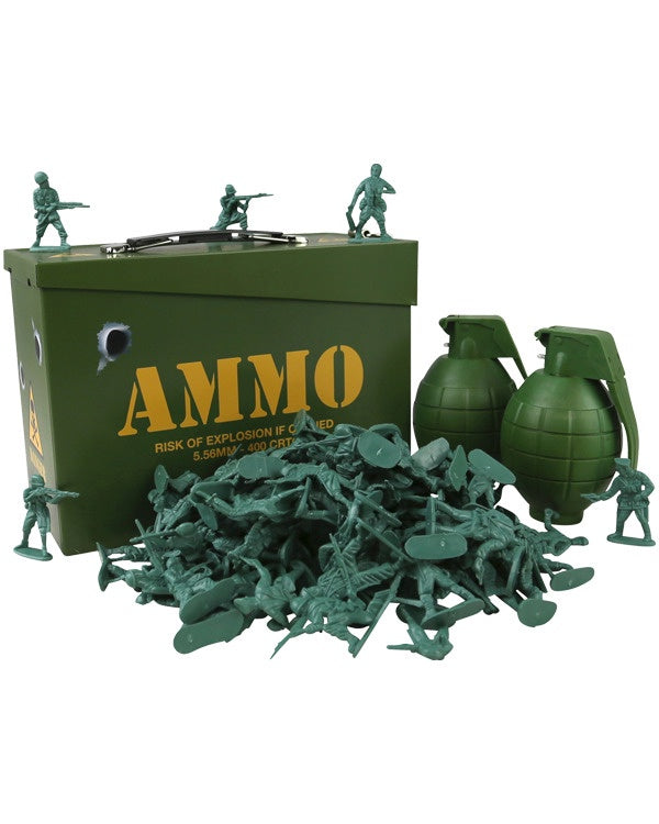 Kids Army Toy Soldier Set