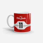 Mug F1 Tribute to Niki Lauda