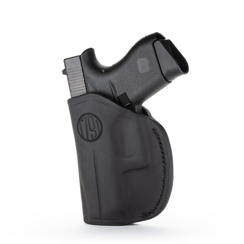 2 Way Holster Stealth Black Left Hand Size 2