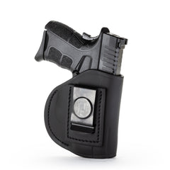 2 Way Holster Stealth Black Right Hand Size 4