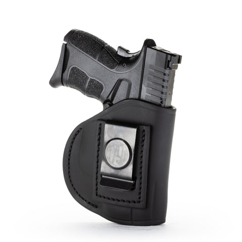 2 Way Holster Stealth Black Left Hand Size 4