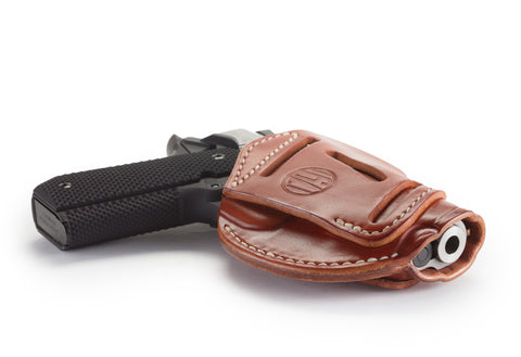 3 Way Holster Classic Brown Size 1