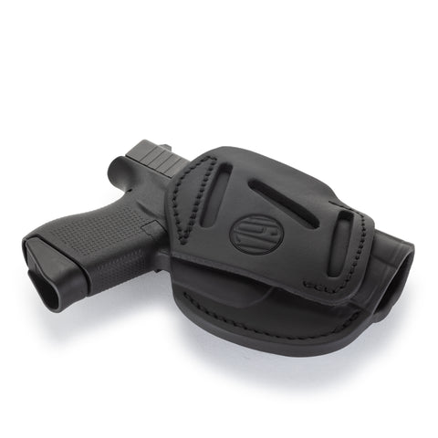 3 Way Holster Stealth Black Size 2