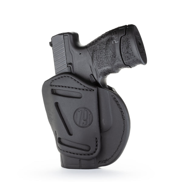 3 Way Holster Stealth Black Size 3