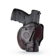 3 Way Holster Signature Brown Size 3