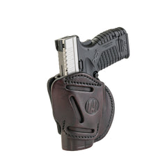 3 Way Holster Signature Brown Size 4