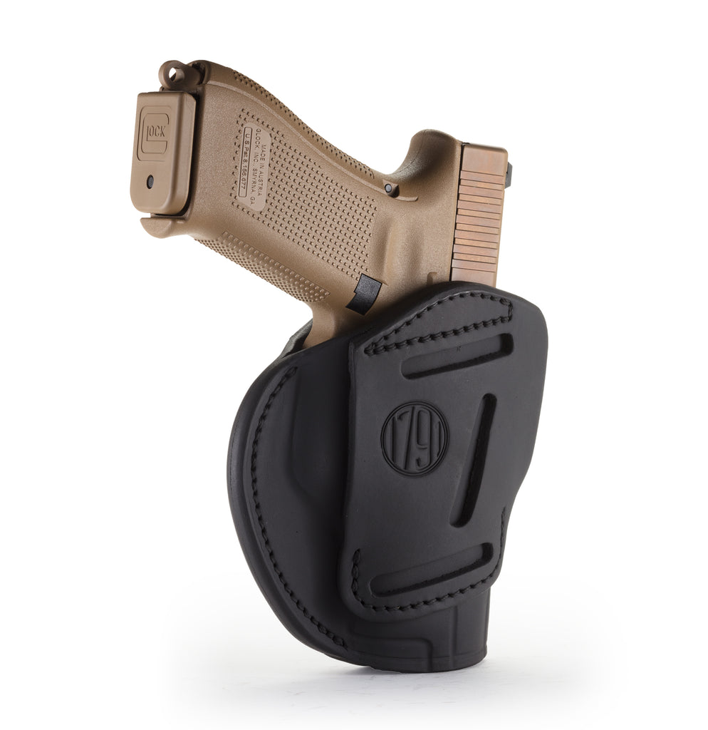 3 Way Holster Stealth Black Size 5