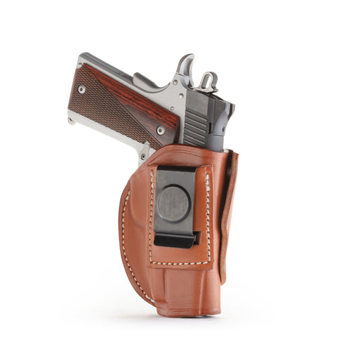 4 Way Holster Right Hand Size 1 Classic Brown