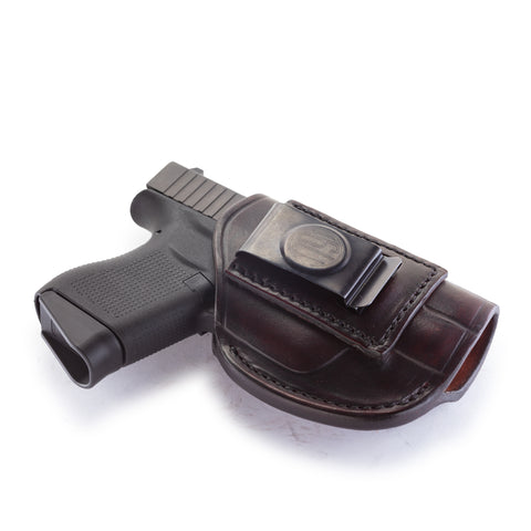 4 Way Holster Right Hand Size 2 Signature Brown