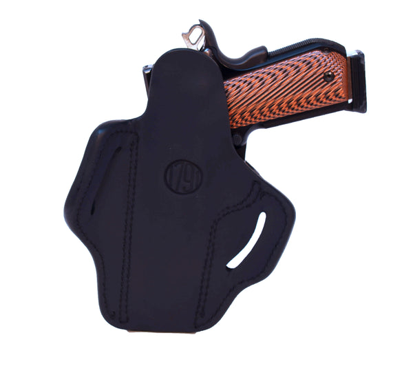 BH1 Holster One Size Stealth Black Left Hand