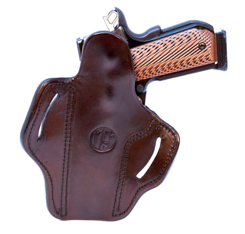 BH1 Holster One Size Signature Brown Right Hand