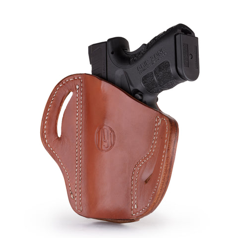 BH2.4 Holster Compact Classic Brown Right Hand