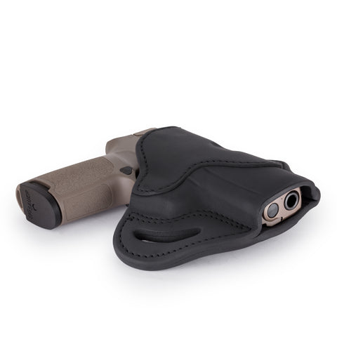 BH2.4 Holster Compact Stealth Black Left Hand