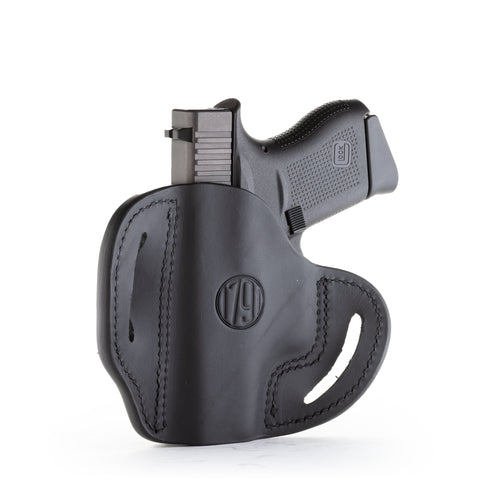 BHc Compact Holster Stealth Black Left Hand