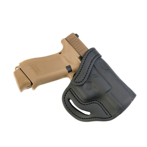 BL1P Belt Slide Holster Stealth Black Right Hand