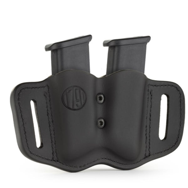 Double Mag for Polymer Double Stack Stealth Black
