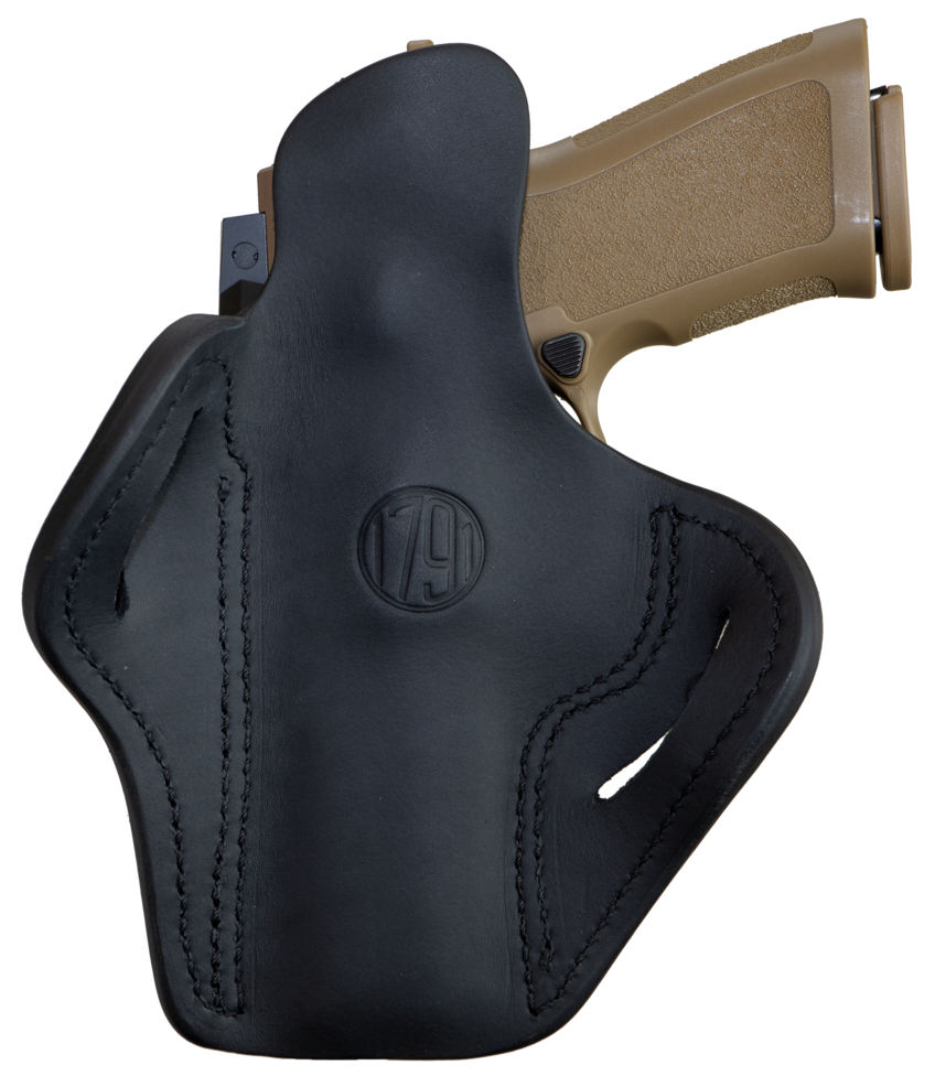 Optic Ready Belt Holster Stealth Black Right Hand 2.4