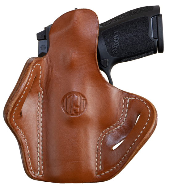 Optic Ready Belt Holster Classic Brown Right Hand 2.4S