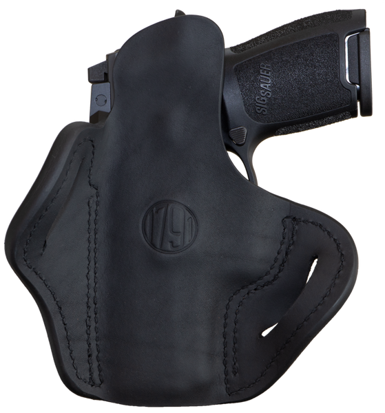Optic Ready Belt Holster Stealth Black Right Hand 2.4S