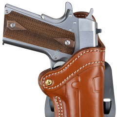 Paddle Holster Classic Brown Right Hand Size 1