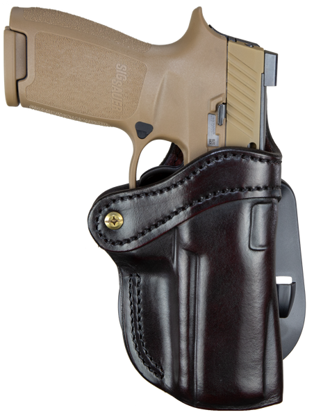 Paddle Holster Signature Brown Right Hand 2.4