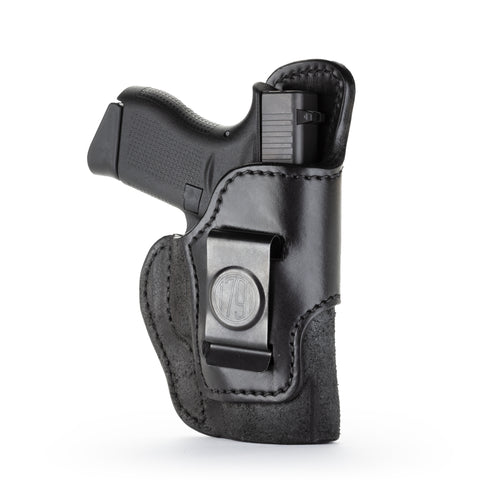 Rigid Concealment Holster Right Hand Black Size 3