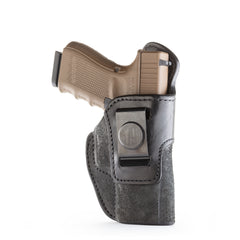 Rigid Concealment Holster Right Hand Black Size 4