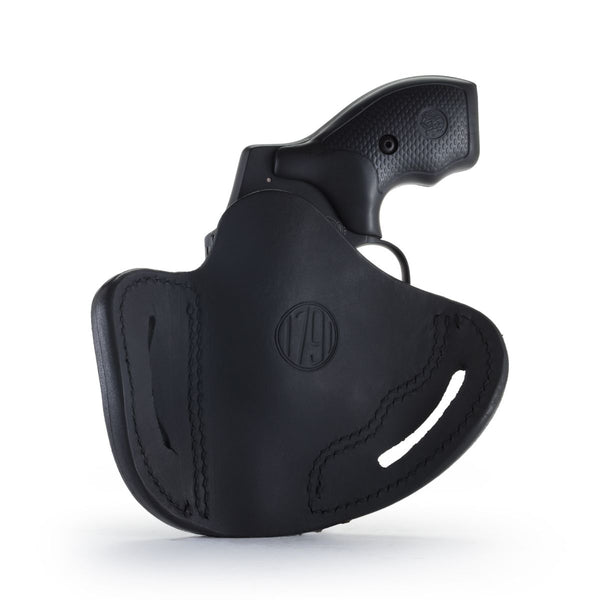 Revolver Holster J Frame Stealth Black Left Hand