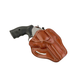 Revolver Holster K Frame Classic Brown Right Hand