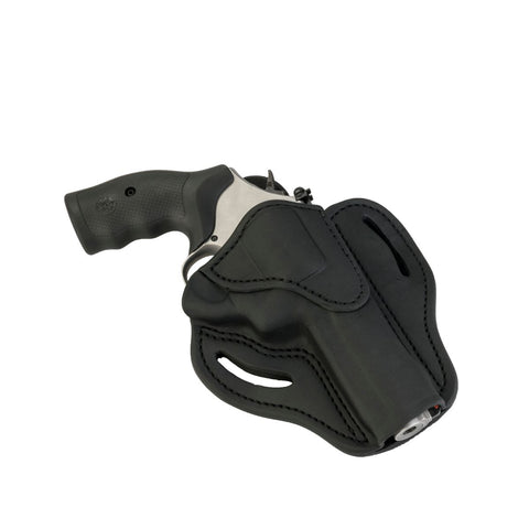 Revolver Holster K Frame Stealth Black Right Hand