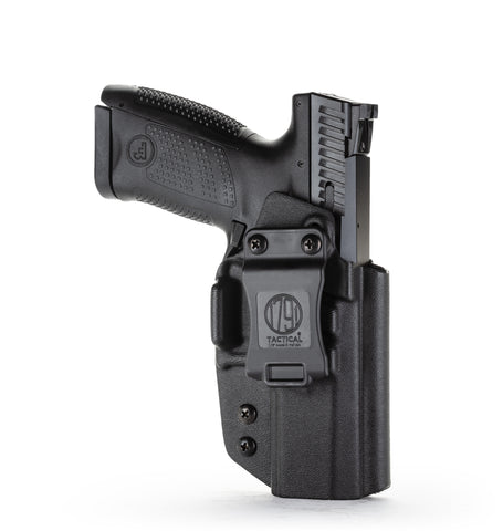 Kydex IWB Holster CZ P10c Black Right Hand