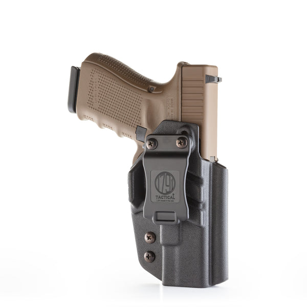 Kydex IWB Holster Glock Black Right Hand