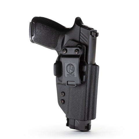 Kydex IWB Holster Sig 320 Black Right Hand