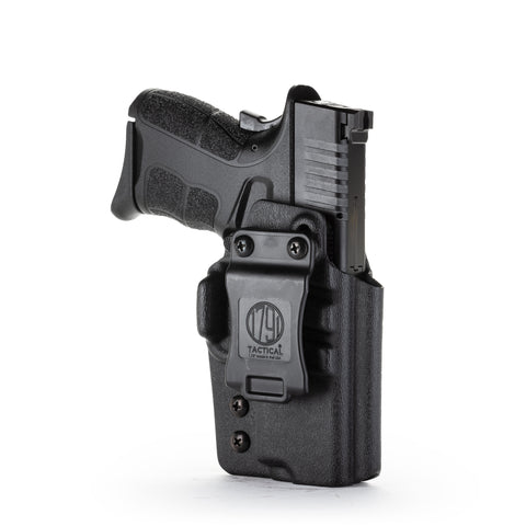 Kydex IWB Holster IWB XDS Black Right Hand