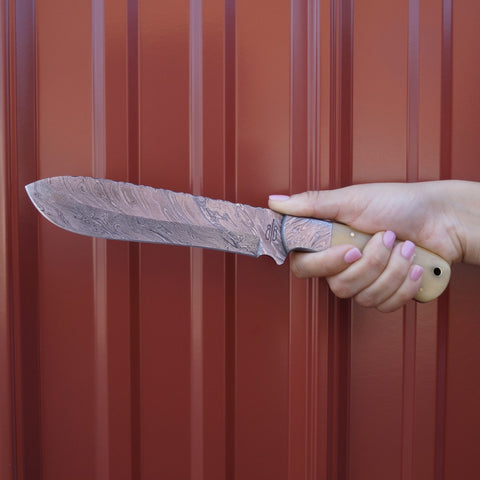 BNB SMALL BONE MACHETE