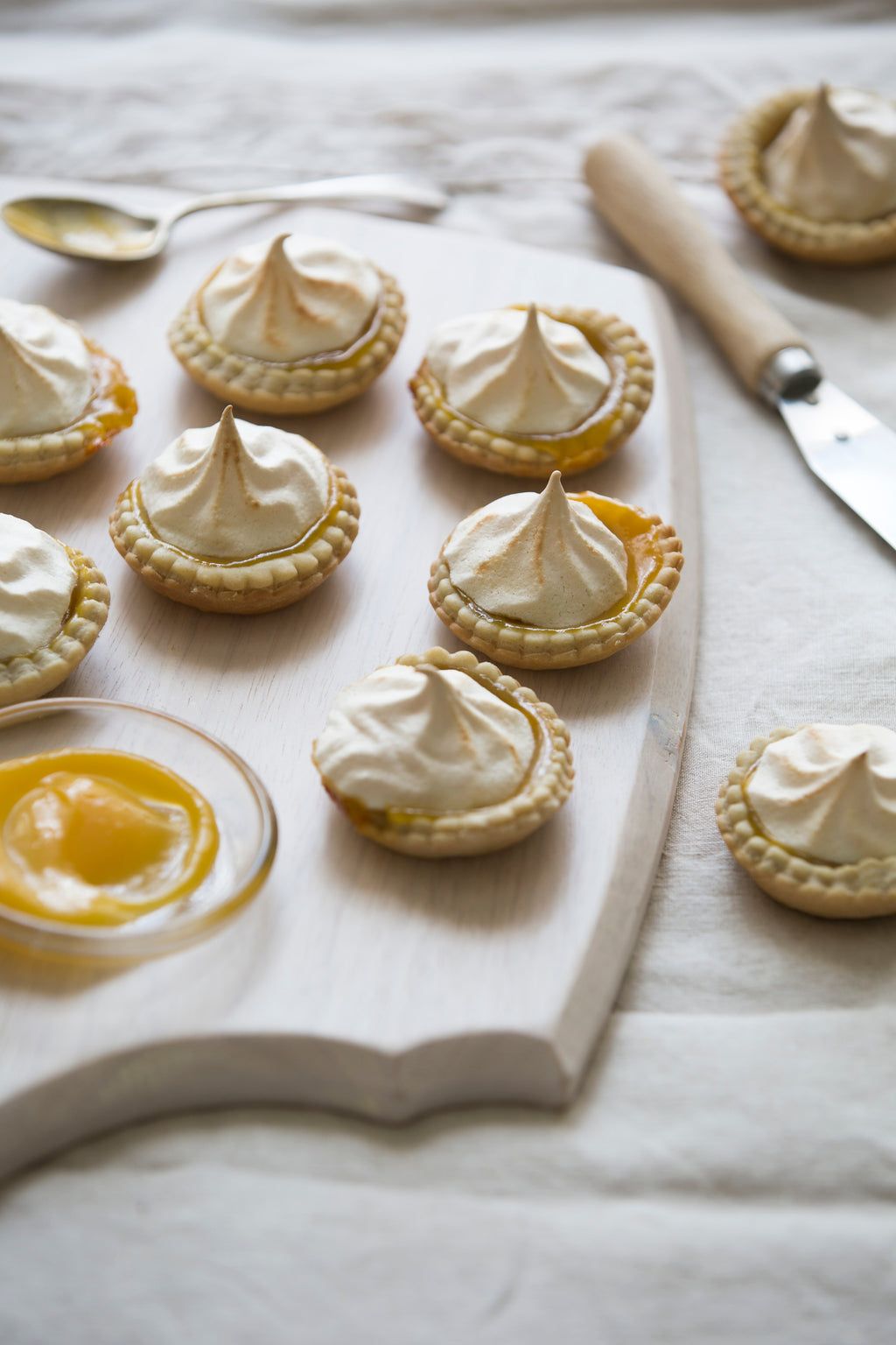 Mini Meringue Tarts Recipe