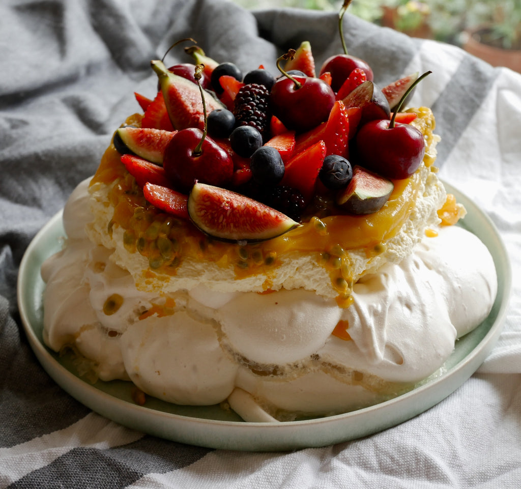 Fruity, Curdy, Free-From Meringue Recipe
