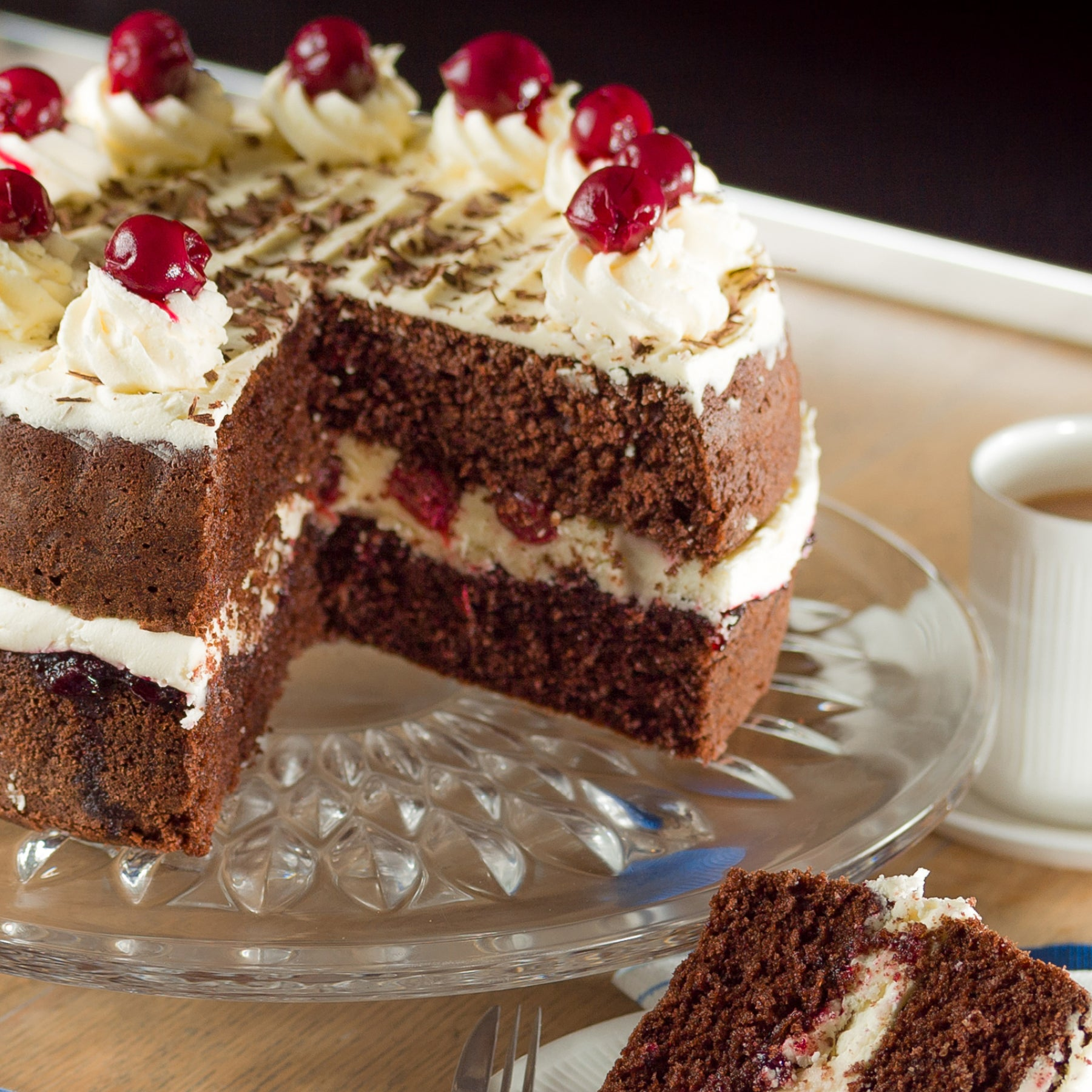 Black Forest Gâteau Recipe
